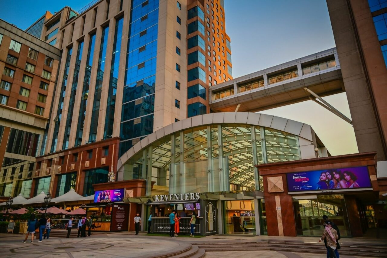 UB City Mall Bangalore - Things to do for Couple in Bangalore